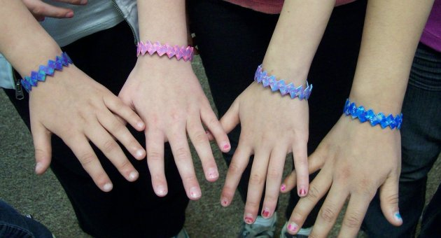 Origami Bracelet Models