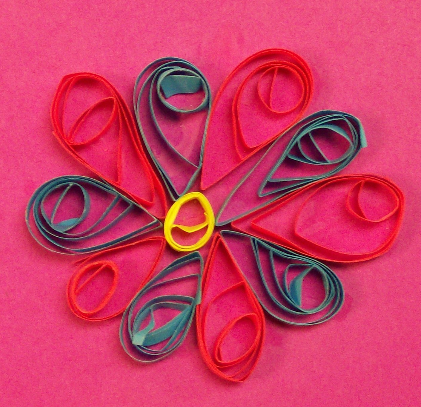 Quilling with kids paper quilling and other crafts for Paper quilling paper